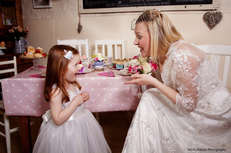 NEW The Parlour Tea Room Collection By Pauline Forster Bridal Wear Designer